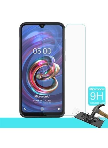 Microsonic Vestel Venüs E5 Tempered Glass Cam Ekran Koruyucu Renksiz
